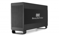 Хранилище OWC Mercury Elite Pro Dual рассчитано на два HDD