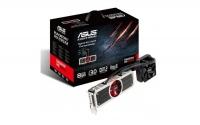 ASUS Radeon R9 295X2 позирует на фото