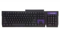 Tesoro представила механическую клавиатуру Tizona