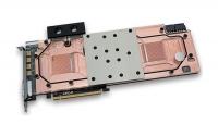EK приготовила водоблок для Radeon R9 295X2