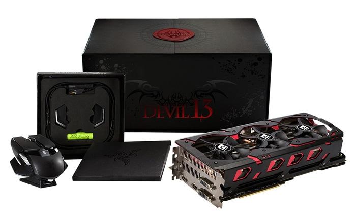 PowerColor показала свою версию Radeon R9 295X2