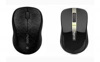 Мыши Rapoo 6080 и 6610 подключаются по интерфейсу Bluetooth