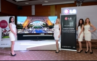 LG представила телевизор с разрешением 5К