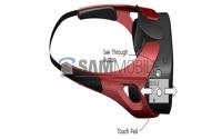 Samsung готовит очки виртуальной реальности Gear VR