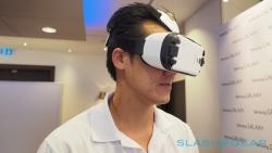 Samsung оценила свой шлем виртуальной реальности Gear VR в $199