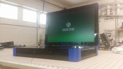 Консоль Xbox One превратили в игровой ноутбук