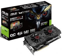 Asus представила Strix-версии видеокарт GeForce GTX 970 и GTX 980