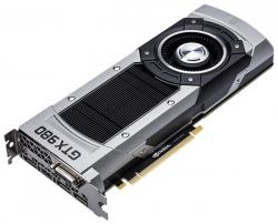 Nvidia официально представила видеокарты GeForce GTX 980 и GTX 970