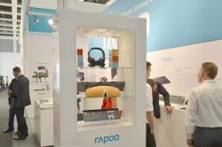 Rapoo показала новую беспроводную периферию на IFA 2014 в Берлине