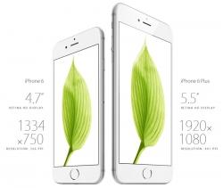 Себестоимость iPhone 6 и iPhone 6 Plus лежит на уровне $230–240