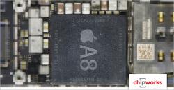 Samsung поставляет около 40 % чипов Apple A8 для iPhone 6 и iPhone 6 Plus