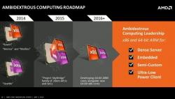 AMD планирует отказаться от применения 20-нм технологии при выпуске мощных чипов