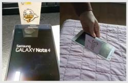 Samsung о зазорах в Galaxy Note 4: «Это норма»
