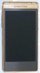 Samsung готовит Android-раскладушку Golden 2 с двумя экранами