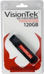 VisionTek выпустила быстрый SSD в формате USB-брелока