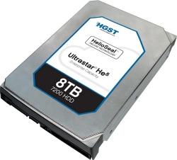 Жёсткие диски объёмом 8 Тбайт доступны обычным покупателям