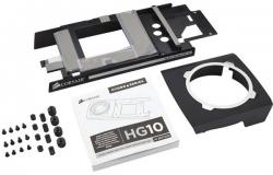 Кронштейн Corsair Hydro HG10 A1 позволяет кардинально изменить охлаждение 3D-карт Radeon R9 290 и 290X