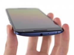 Google Nexus 6 получил 7 баллов из 10 по шкале ремонтопригодности