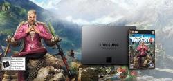 Samsung наградит покупателей SSD 840 EVO бесплатной игрой Far Cry 4