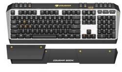 В игровой клавиатуре Cougar 600K используются переключатели Cherry MX