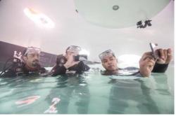Sony открывает подводный магазин в Дубае