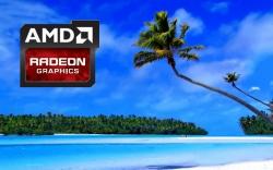 Caribbean Islands — графика AMD следующего поколения
