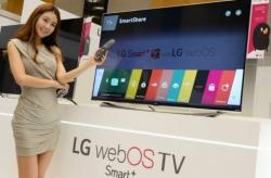 LG представит усовершенствованную платформу webOS 2.0 на CES 2015