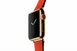 Из-за золотых Apple Watch в Apple Store установят специальные сейфы
