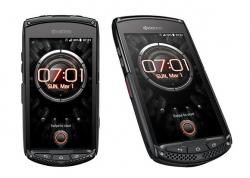 Защищённый смартфон Kyocera Torque выделяется ёмким аккумулятором и отсутствием разговорного динамика