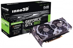 Inno3D удваивает объем памяти 3D-карты GeForce GTX 960