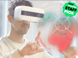 Impression Pi - VR-гарнитура с функцией отслеживания жестов