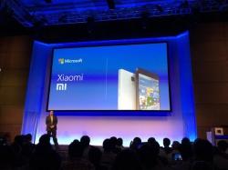 Возможность смены ОС на смартфоне Mi4 — инициатива Microsoft и фан-клуба Xiaomi