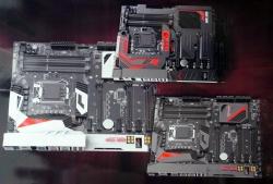 Colorful демонстрирует системные платы на базе Intel Z170