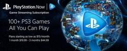 PlayStation Now для PlayStation 3 выйдет 12-го мая