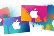 Использование iTunes Gift Card