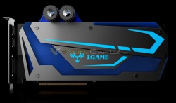 Опубликовано изображение 3D-карты Colorful iGame GeForce GTX Titan X