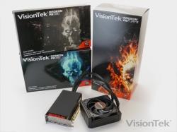 VisionTek анонсировала новую серию карт Radeon