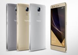 Смартфон Huawei Honor 7 заключён в металлический корпус и основан на SoC HiSilicon Kirin 935