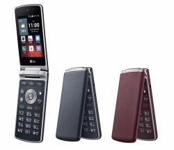 LG Gentle — Android-смартфон в формфакторе «раскладушка»