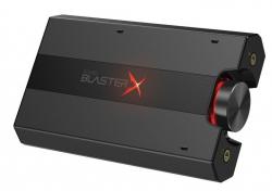 Внешняя звуковая карта Creative Sound BlasterX G5 основана на сигнальном процессоре SB-Axx1