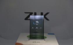 Создан рабочий прототип смартфона с прозрачным экраном
