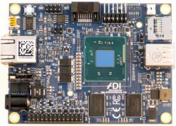 Одноплатный ПК ADI MinnowBoard Turbot построен на платформе Intel Atom E3826