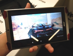 Acer планирует выпуск геймерского планшета, смартфона и… проектора