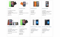Смартфоны Lumia 950 и Lumia 950 XL появились на сайте Microsoft до анонса