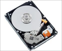 Toshiba AL14SE: жёсткие диски со скоростью вращения шпинделя 10 500 об/мин