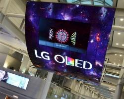 В LG создана самая большая в мире OLED-панель