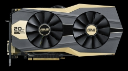 ASUS представила «юбилейную» видеокарту 20th Anniversary Gold Edition GTX 980 Ti