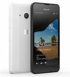 Смартфон Lumia 550 с Windows 10 Mobile начал появляться в магазинах