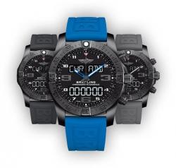 Швейцарская компания Breitling с полуторавековой историей представила часы с расширенными возможностями Exospace B55 стоимостью $8900