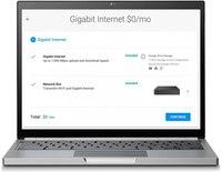Google начинает раздачу бесплатного гигабитного Интернета